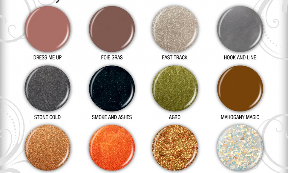China Glaze Hunger Games Collection : Colours from the Capital
