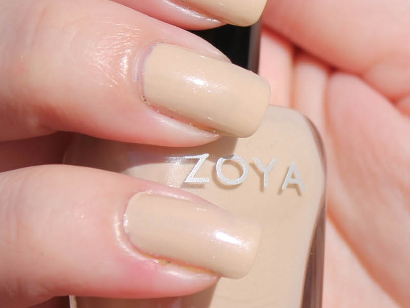Zoya True and Fleck Collection Swatches – Zoya Cho and Farah