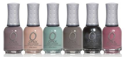 ORLY Cool Romance Collection and Pinterest Contest!