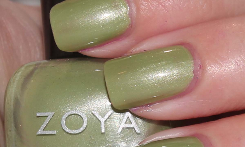 Zoya Beach Collection Swatches and Reviews