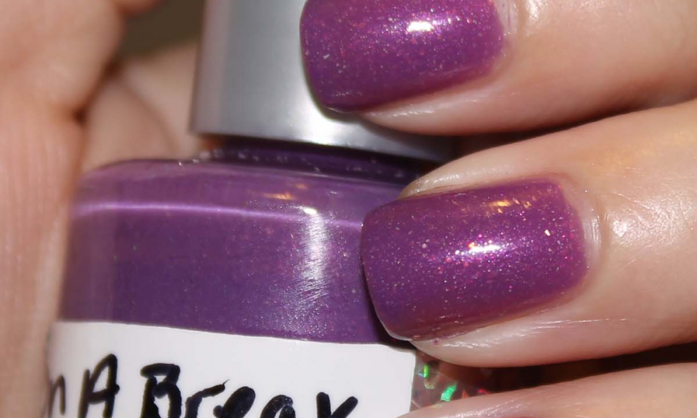 Weird Indeed Nail Polish Swatches and Review