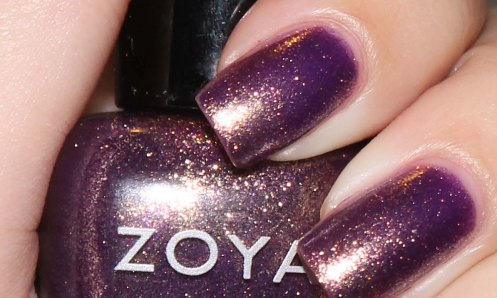 Zoya Fall 2012 Diva Collection Swatches and Review
