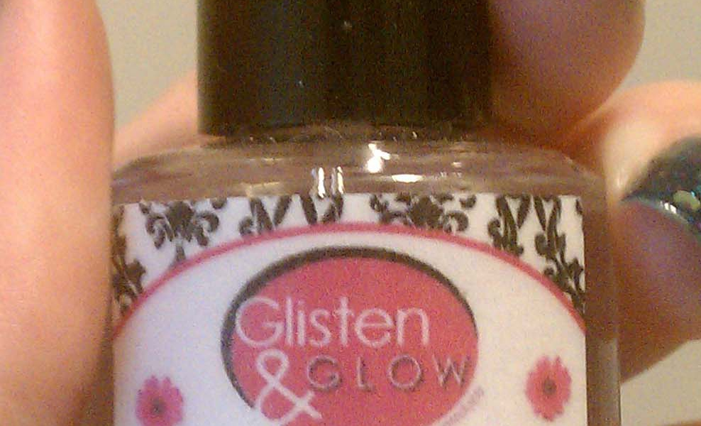 HK Girl Fast Dry & Super Shiny Top Coat Review