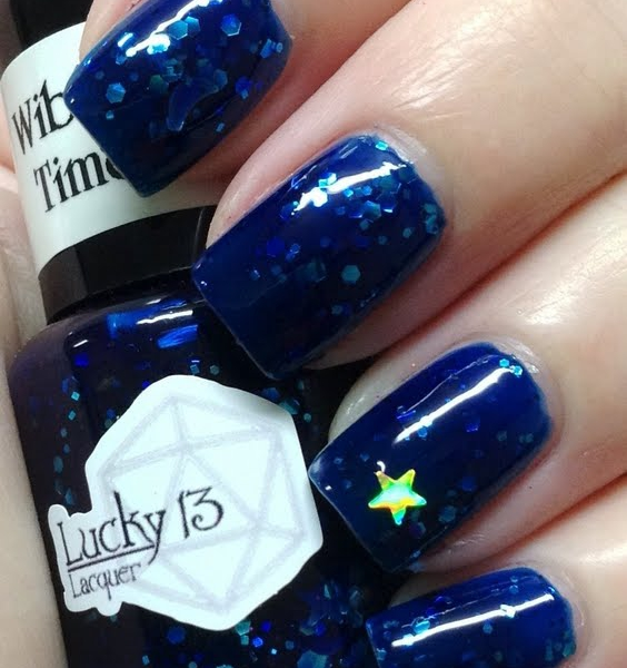 Lucky 13 Lacquer The Last Of The Time Lords Collection