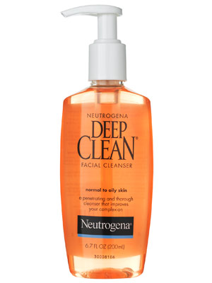 neutrogena-deep-clean-facial-cleanser