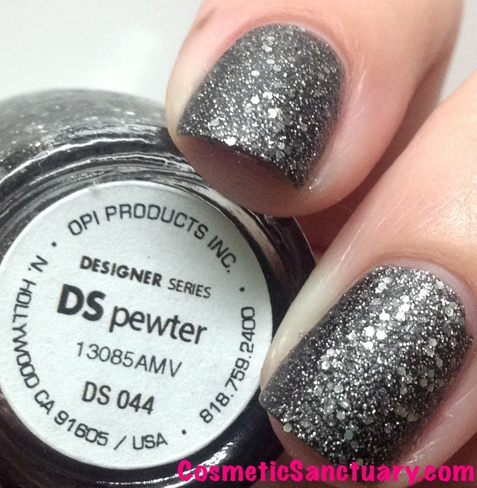 OPI - DS Pewter