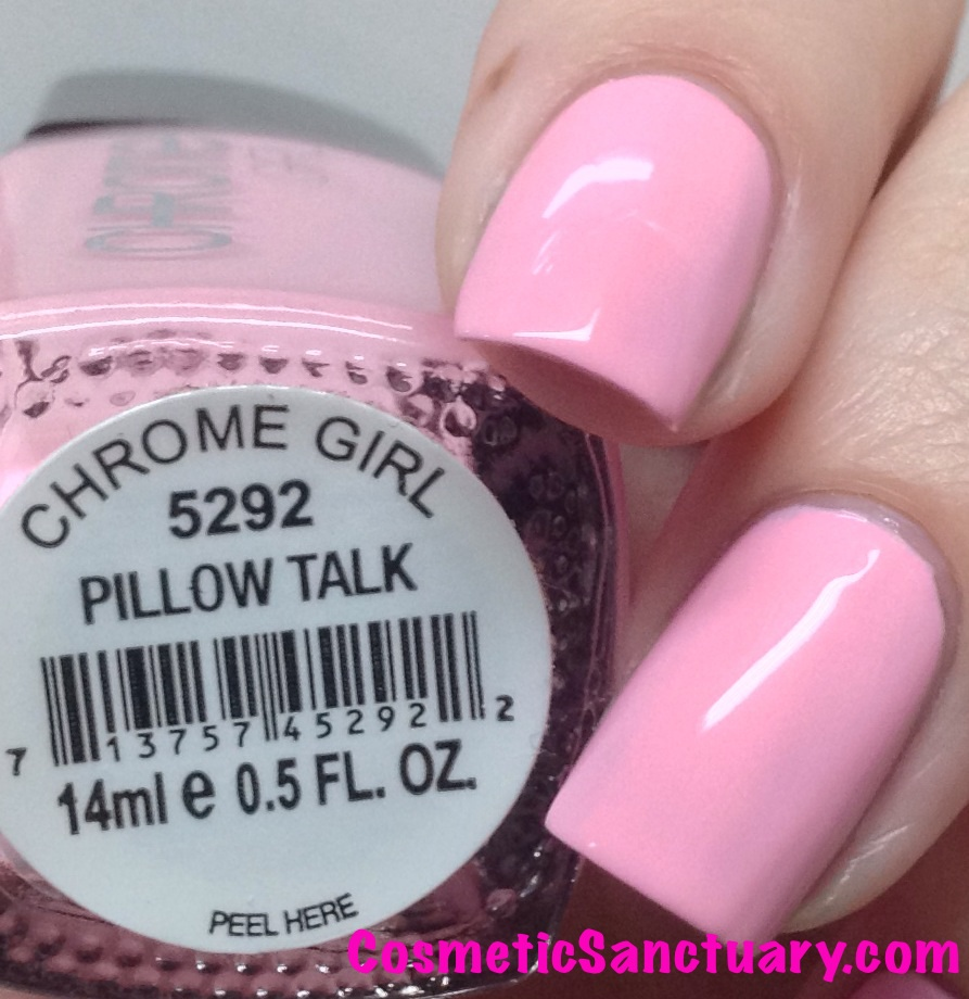Chrome Girl Nail Polish Reviews Hession Hairdressing