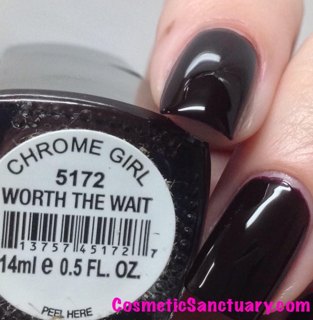 Chrome Girl - Worth The Wait
