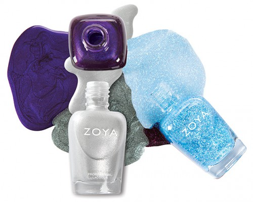 Press Release: Zoya ZENITH WINTER/HOLIDAY 2013