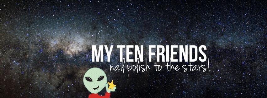 My Ten Friends