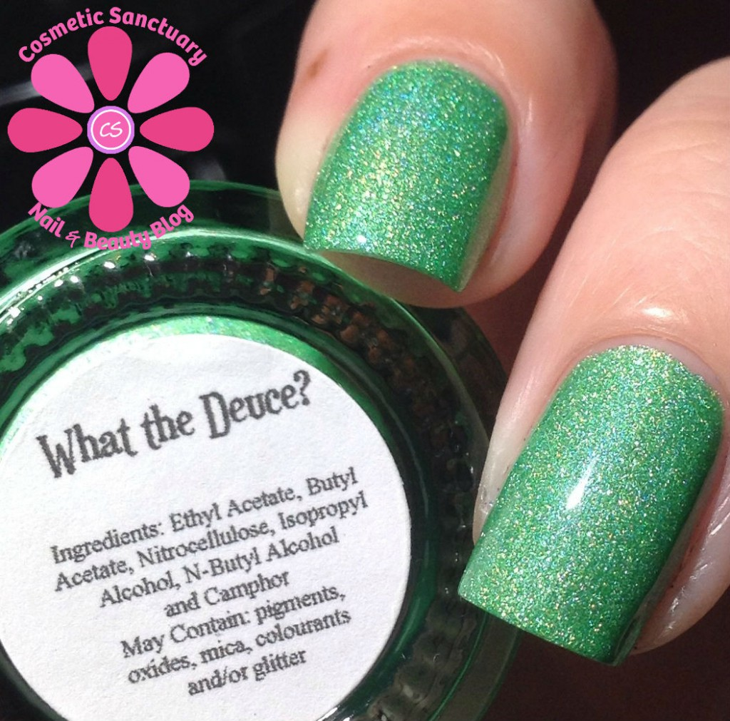 Girly Bits - What The Deuce?