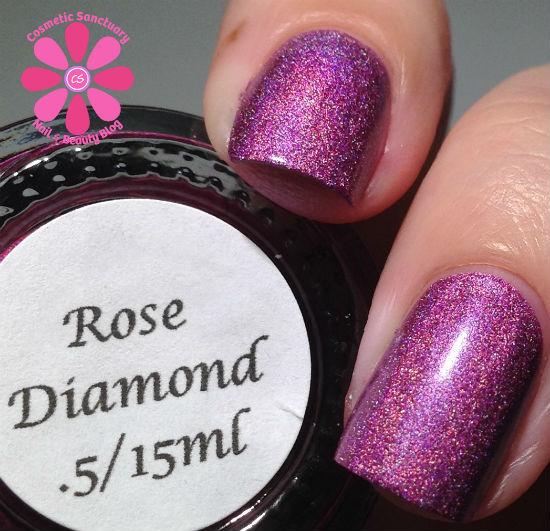 Darling Diva Polish - Rose Diamond
