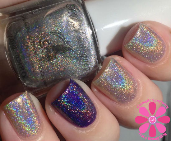 Diamond Holo Top Coat AL