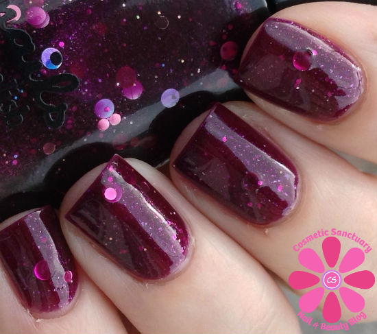 Jindie Nails Dead Roses for A Box, Indied