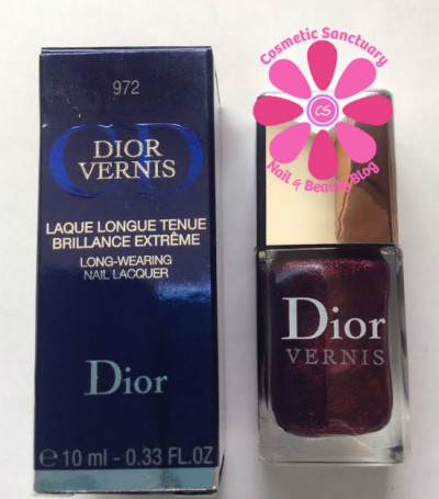 2 Year Blogiversary Giveaway with Dior Liquorice
