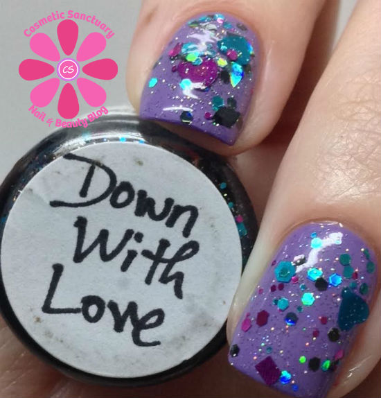 Red Dog Designs - Down With Love