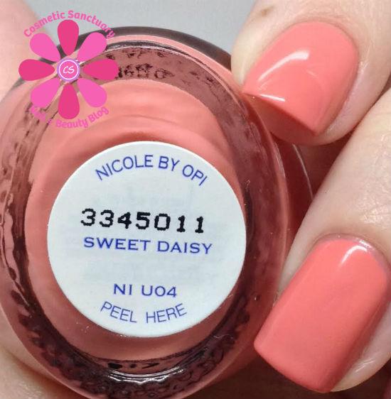 Nicole by OPI - Sweet Daisy