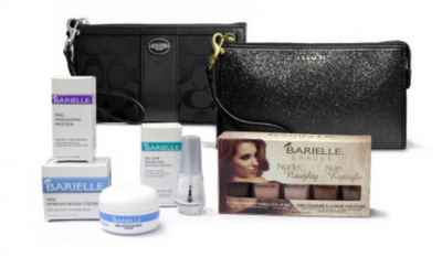 Barielle January 2014 Sweepstakes