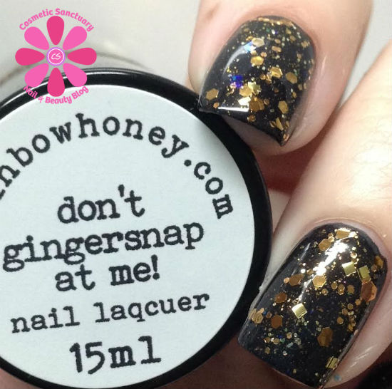 Rainbow Honey - Don't Gingersnap At Me!