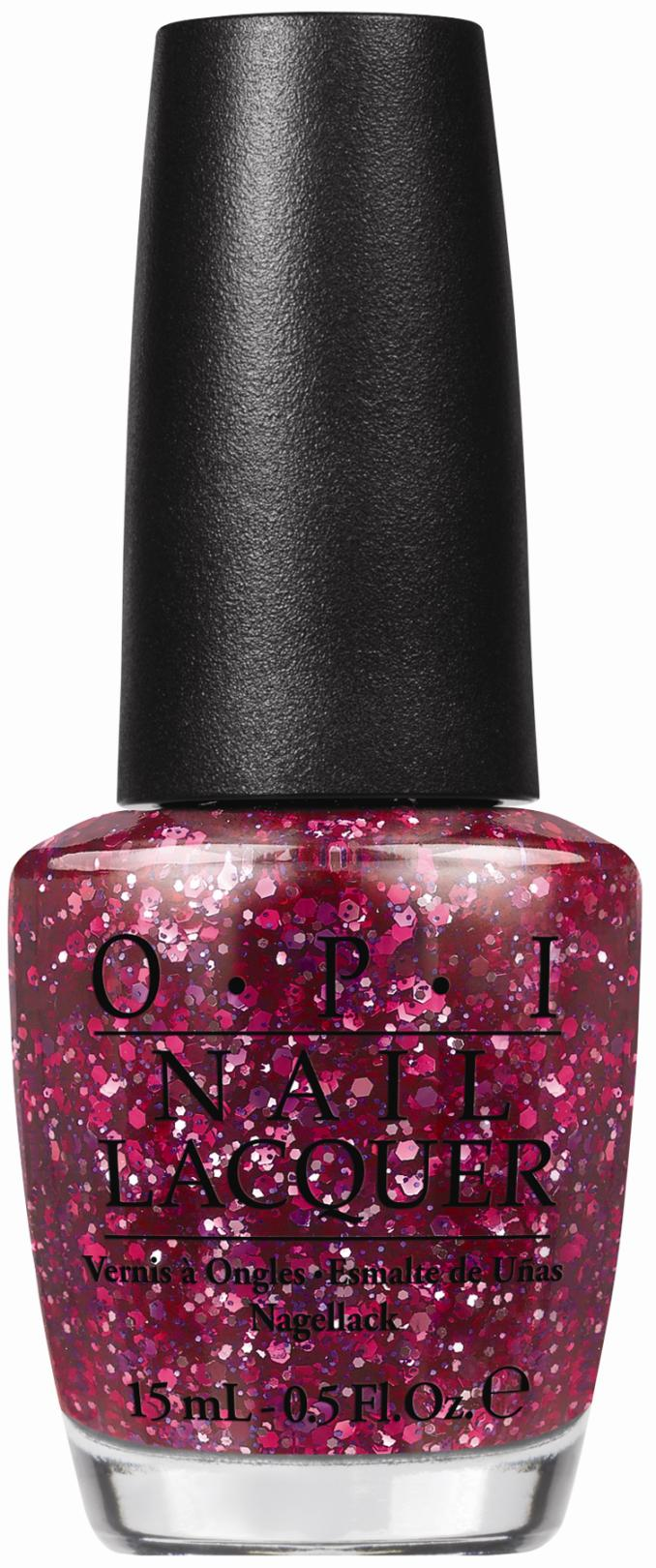 Opi Announces A New Line Of Sparkling Shades With