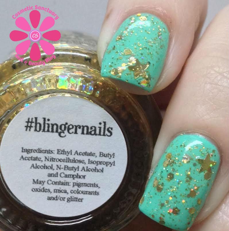 Girly Bits - #blingernails