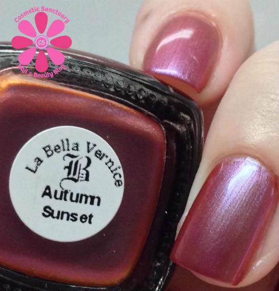La Bella Vernice - Autumn Sunset