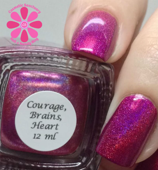 Courage Brains Heart 2