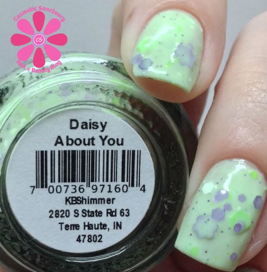 KBShimmer - Daisy About You