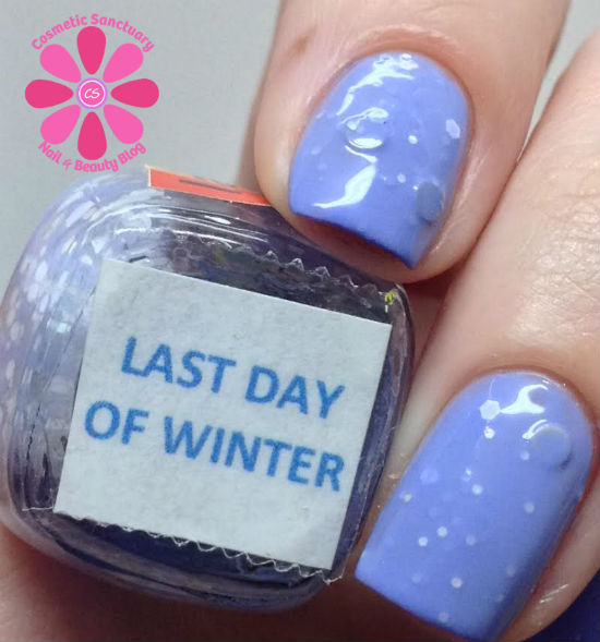 Initial Lacquer - Last Day Of Winter