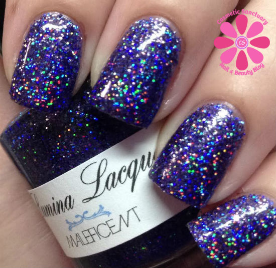 Maleficent sparkle