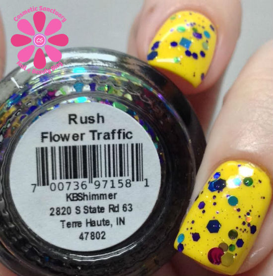Rush Flower Traffic CU