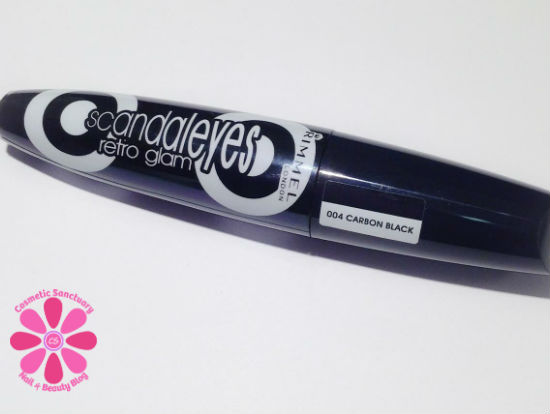 Scandaleyes Retro Glam Mascara Carbon Black