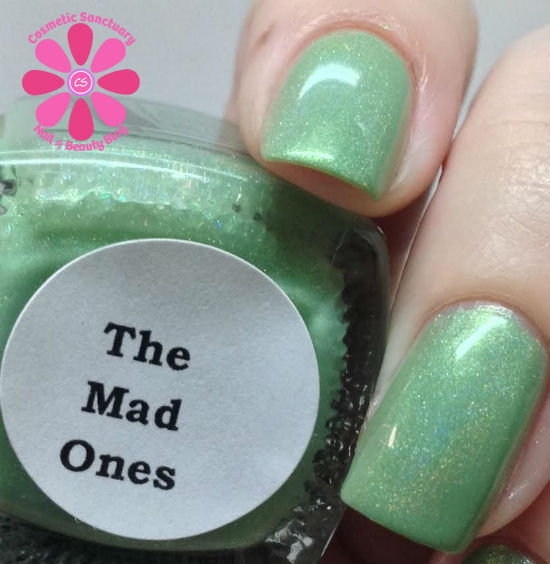 Literary Lacquers - The Mad Ones