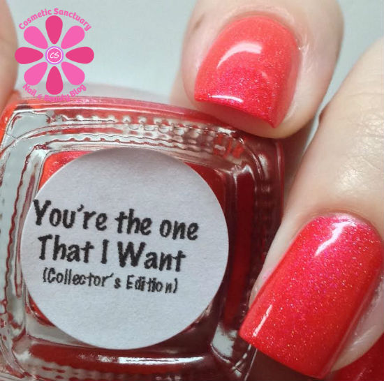 Glam Polish - You're The One That I Want