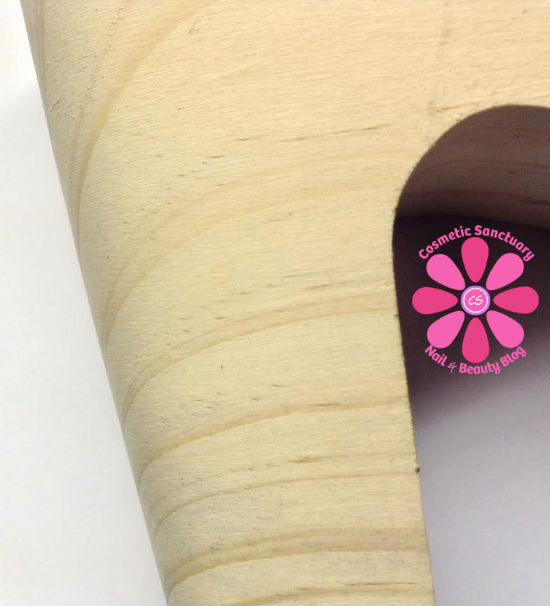 wood heel