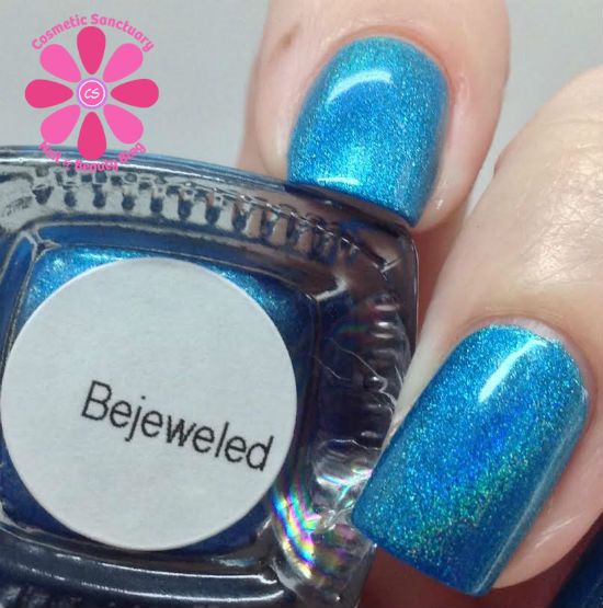 Too Fancy Lacquer - Bejeweled