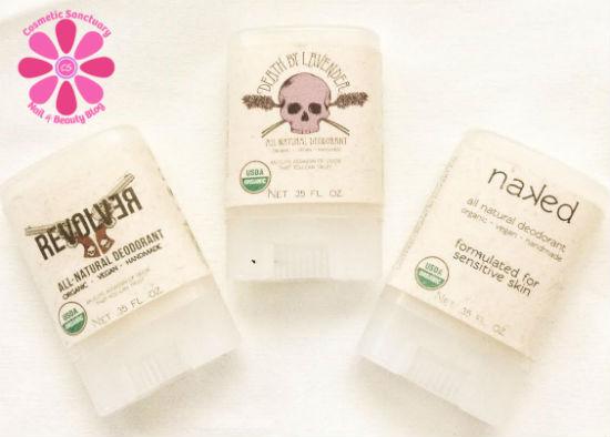 North Coast Organics All Natural Deodorant Review
