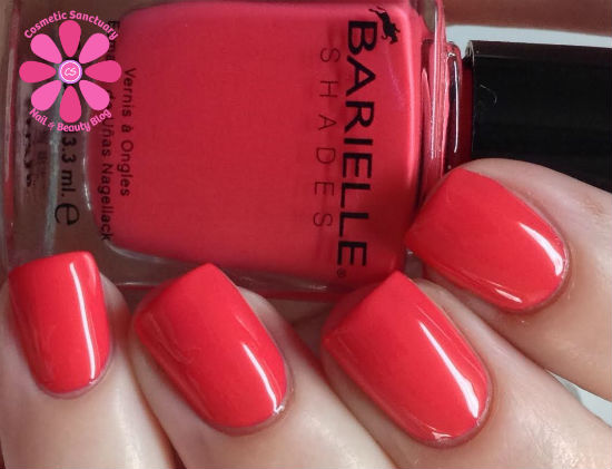Barielle Vibrants Collection Swatches & Review