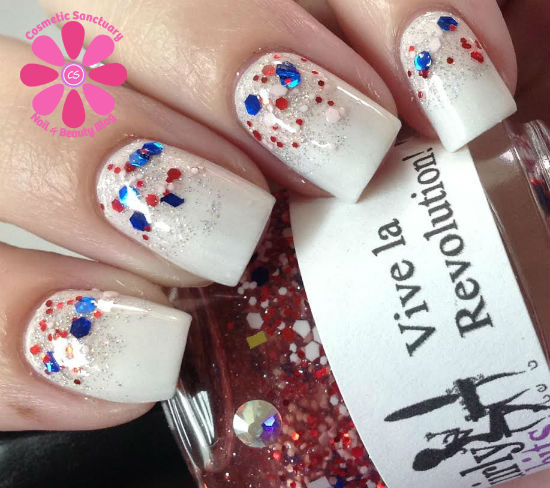 Memorial Day Manicure