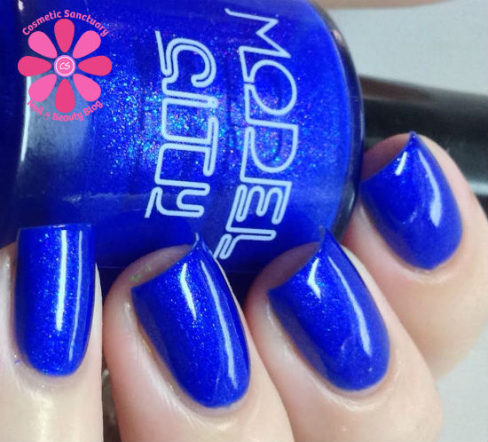 Model City Polish Summer 2014 Collection Swatches & Review