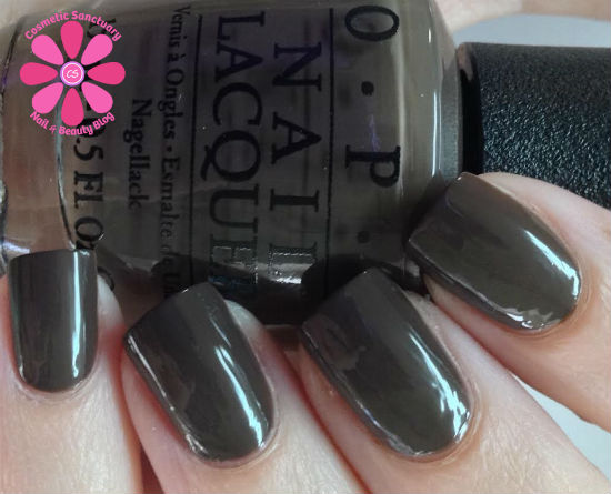 OPI Nordic Collection for Fall 2014 Swatches & Review ...