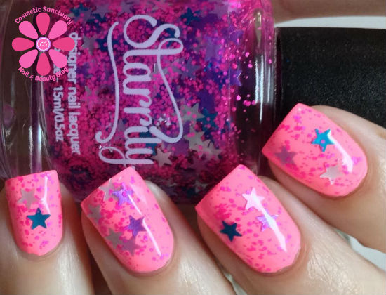 Starrily Nail Polish Swatches & Review