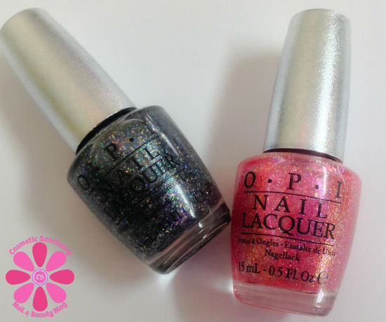 NEW OPI DS Titanium & DS Tourmaline Swatches & Review