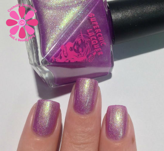 SuperChic Lacquer Fumbling Fairytales Swatches & Review