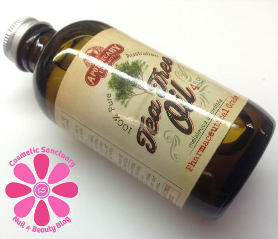 My Top 5 Uses for Tea Tree Oil from Apothecary Extracts