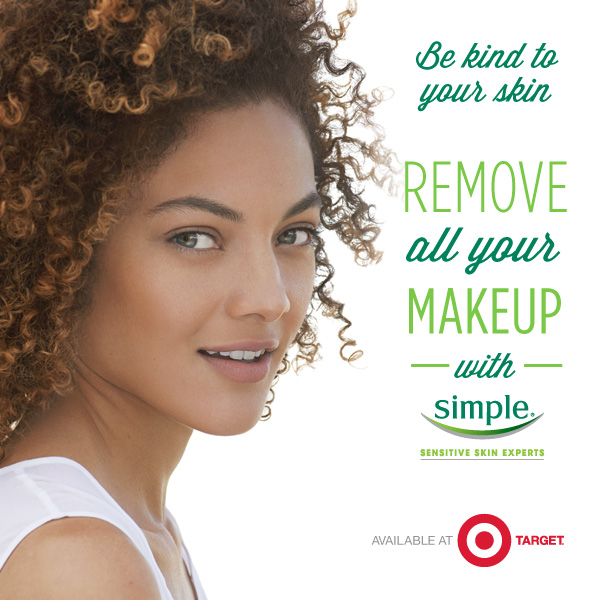 Target & Simple Want You To Be Kind To Your Skin With $1 Off Participating Simple Products (Plus a Giveaway!)