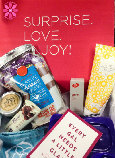 POPSUGAR Must Have Box for August 2014 Review