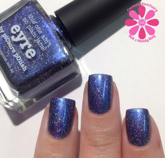 Picture Polish Eyre Swatches & Review