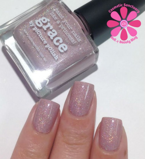 Picture Polish Grace Swatches & Review