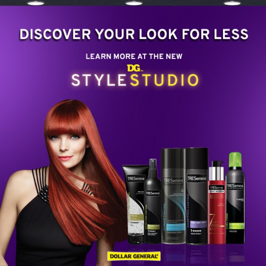 Discover Your Look For Less With TRESemme And Dollar General PLUS A Giveaway